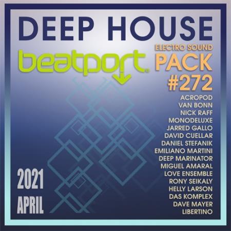 Beatport Deep House: Sound Pack #272 (2021)