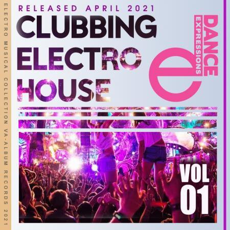 E-Dance: Clubbing Electro House Vol.01 (2021)